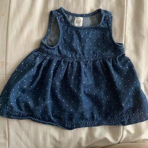 Gap 3-6 month dress
